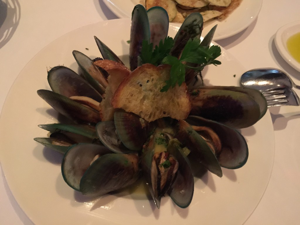 Canadian PEI Mussels