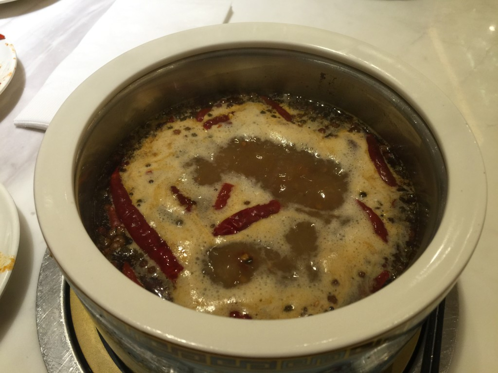 Hot and Spicy Hot Pot