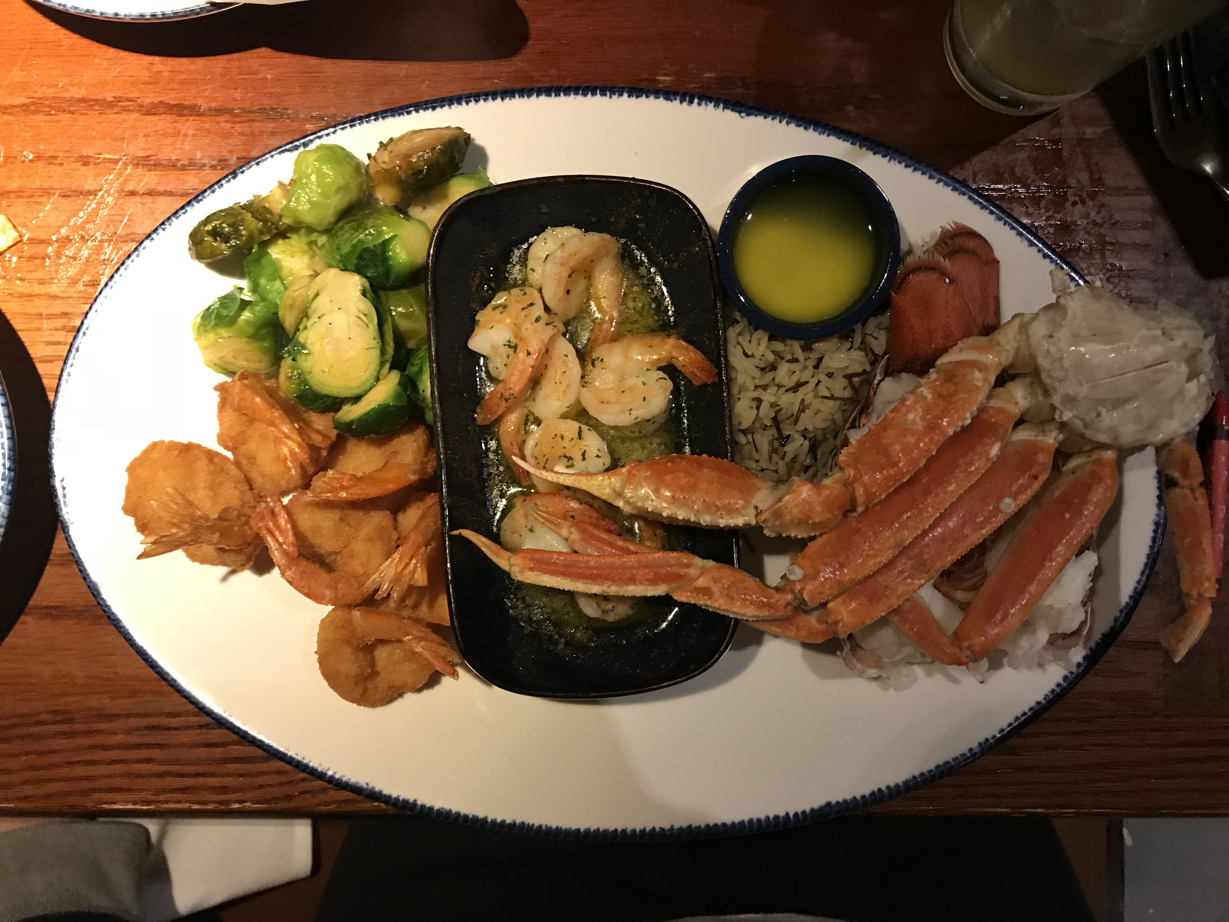 What You Have To Try In Red Lobster